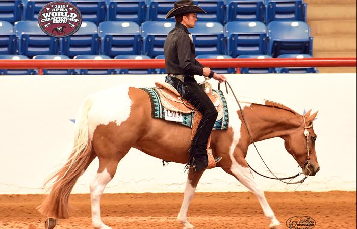 Seth Fender Western Riding